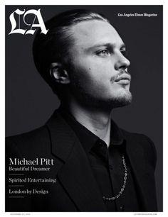 Michael Pitt / Fuck Yeah, Magazines / Brands like us*