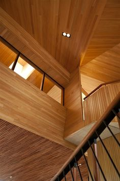Hotel Refugia by Mobil Arquitectos. Interior Wood