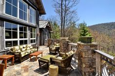 """Gatlinburg is where we usually take our """"mountain vacations,"""""""