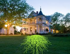 Barr Mansion - The Nation's only certified organic event facility.