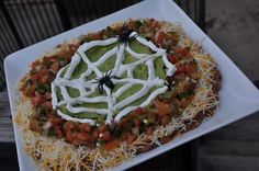 Easy Mexican Layer Dip | Our Everyday Dinners