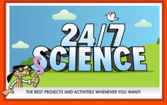 Free Science Activities and Interactive Online Games from the University of California