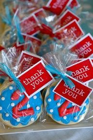 dr seuss 2nd birthday party ideas for boys - Google Search Party Favors, Cookie Party, Birthday Parties, Second Birthday, 2Nd Birthday, Parti Idea, Birthday Favors, Party Gifts, Birthday Ideas