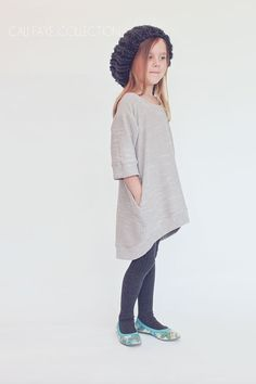 Cute winter top / several other cute patterns here