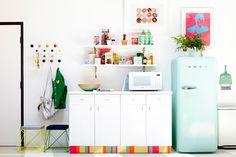 Oh Joy Studio   Design by Emily Henderson   Photo by Zeke Ruelas