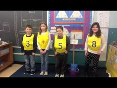 Cute video on Fact Families (addition & subtraction)