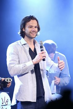 Jared Padalecki     Supernatural JIB Con 5 - 2014