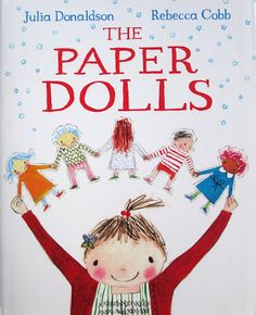 paper doll chain instructions