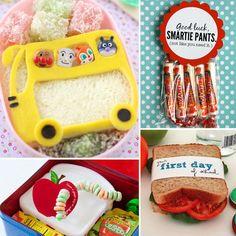 Cute Lunch Box Ideas For School