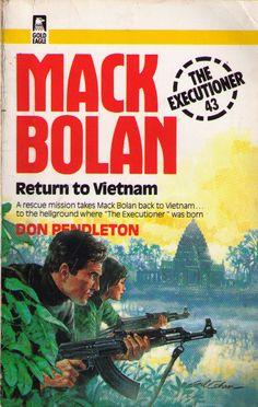 Return to Vietnam, Golden Eagle Books, 1984