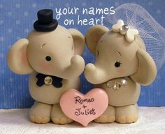 Well look at that my name is on this heart!