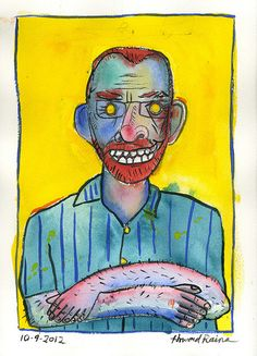 $150, Self Portrait in Limboland by howard.rains, via Flickr