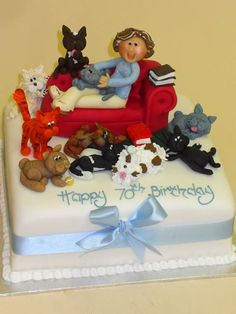 #Cat #Lover #Cake!