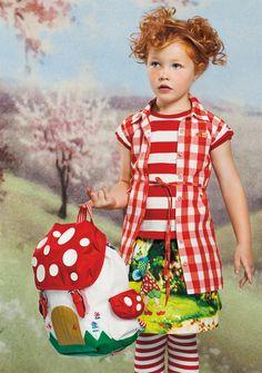 mushroom, wrap dresses, little girls, crazy kids, princess