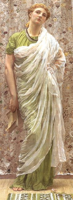 The End of the Story by Albert Moore