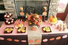 For baby pumpkin