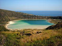 #Lago specchio di #Venere #Pantelleria
