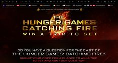 Hunger Games Lesson Plans and activities