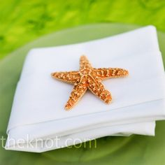 Starfish Table Settings