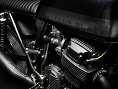 CLUB BLACK #01  Honda CB 750 K