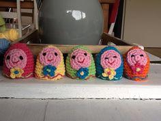Mrs. Egg  ☀CQ #amigurumi #crochet #crafts #DIY. Thanks for sharing!