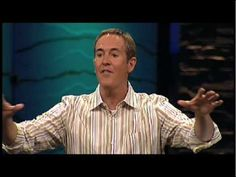 """Message series entitled """"Why Worry"""" by Andy Stanley Part 2"""