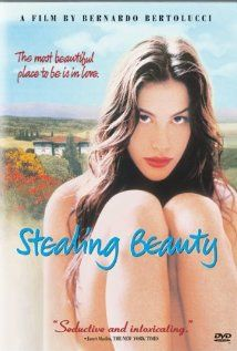 """Stealing Beauty"" starring Liv Tyler and Jeremy Irons.  http://www.youtube.com/watch?v=SStzlZz6lxc"