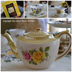 Easter Afternoon Tea