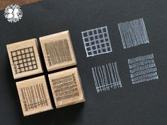 rubber stamp: structures