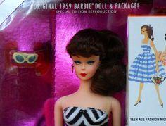 35th Anniversary 1959 Barbie
