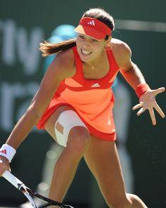 Ana Ivanovic def Bartoli, Indian Wells QF