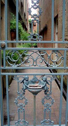 Savannah Iron Gate