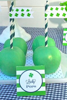 #St. Patrick's Day ideas on iheartnaptime.com