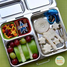 BentOnBetterLunches: Trekkie Lunches