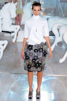 Louis Vuitton, SS 2012