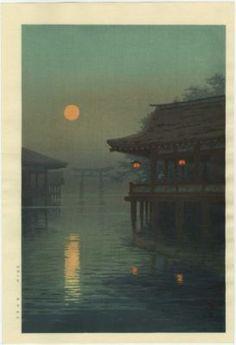 Ito Yuhan-Miyajima Evening