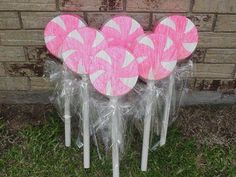 "6"" Lollipop Dance Prop Good SHIP Lollipop Accessory | eBay"