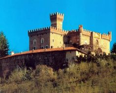 Siliceto Castle Cuneo
