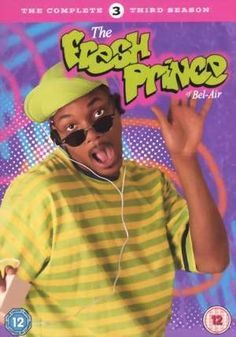 """I pulled up to the house about seven or eight  I yelled to the cabbie yo homes, smell you later  looked at my kingdom i was finally there  to sit on my throne as the prince of Bel-air""    The fresh Prince of Bel-Air!!"