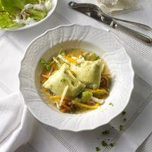 Maultaschen mit Salat PP 7