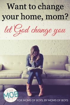 Want to Change Your Home, Mom?