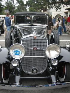 1931 Cadillac V-16 452 Fleetwood Convertible Coupe