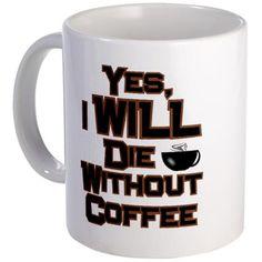 Love this coffee mug!