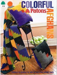 Patons Afghan Patterns | 1000 Free Crochet Patterns