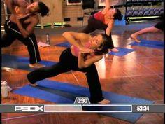 P90X full Yoga video
