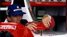 Ayrton Senna; MP4-6 Honda; Brazilian Grand Prix Practice; 03/23/1991; Interlagos.