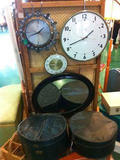 Our Stall at Epsom Vintage Festival 2012