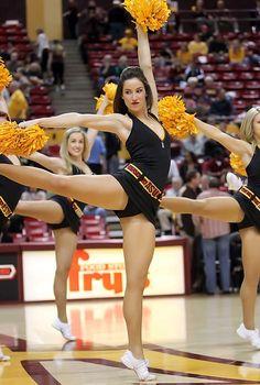 Shelbie, Arizona State cheerleader