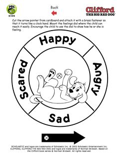 Clifford Feelings Wheel