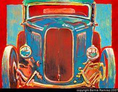 1932 Ford by Bernie Ramirez